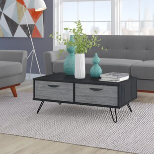 Dunlop Coffee Table with Storage