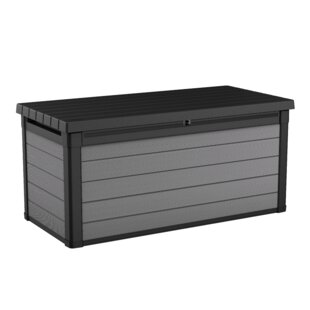 Premier 150 Gallon Resin Deck Box