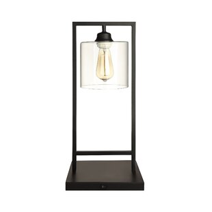 Vintage Bell Inspired Metal 21 Table Lamp