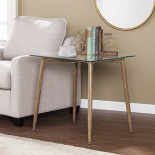 Wrought Studio Demaio End Table
