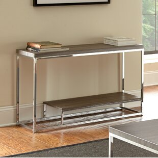 Savings Philippos Console Table By Mercury Row