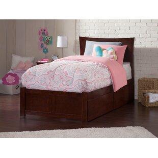 Maryanne Extra Long Twin Platform Bed ByViv + Rae