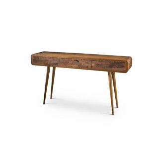 Anissa Retro Console Table by Union Rustic Fresh