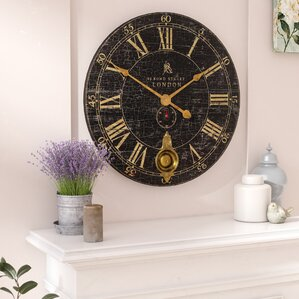 large wall clocks for living room.  Wall Clocks You ll Love Wayfair