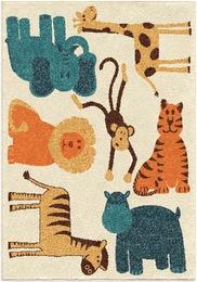 Kids' Animal Rugs