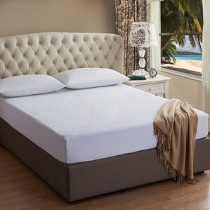 Terry Waterproof Mattress Protector by Pur Luxe