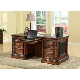 Birkett Rectangular Executive Desk