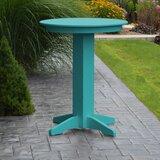 Nettie Plastic/Resin Bar Table