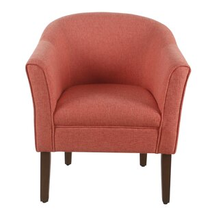 Shopping for Causey Barrel Chair ByWrought Studio