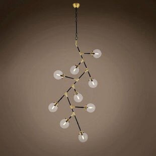 Brayden Studio Chairez 9-Light Chandelier