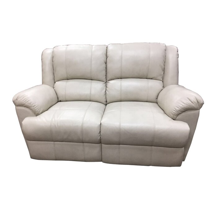 Super Cogliandro Reclining Loveseat Pabps2019 Chair Design Images Pabps2019Com