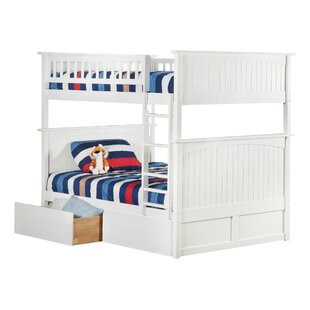 Best Abbie Full Over Full Standard Bed with Drawers by Harriet Bee Reviews (2019) & Buyer's Guide