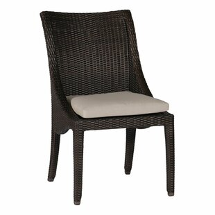 Athena Patio Dining Chair with Cushion by Summer Classics