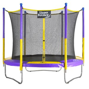 9' Trampoline with Safety Enclosure