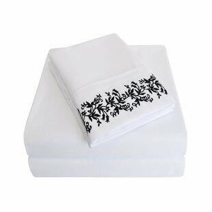 Andover Mills Garrick Microfiber Duvet Sheet Set