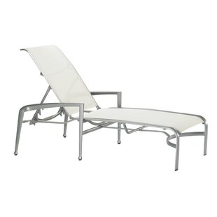 Tropitone Reclining Chaise Lounge