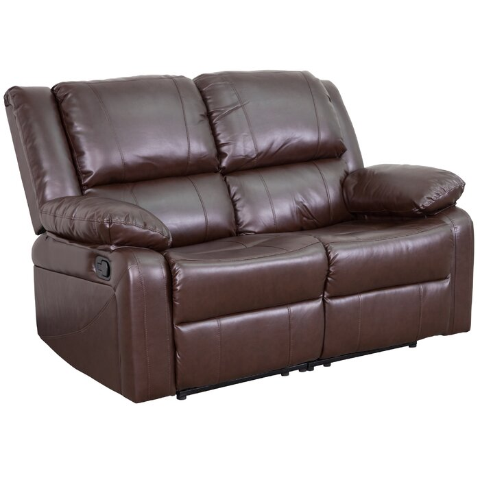 Admirable Harben Reclining Loveseat Pabps2019 Chair Design Images Pabps2019Com