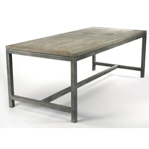 Abner Dining Table by Zentique Inc.