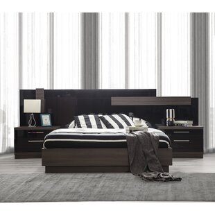 Connan Platform Bed