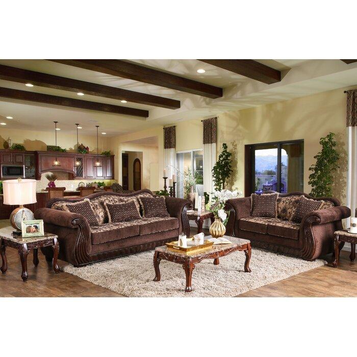 Donham Configurable Living Room Set