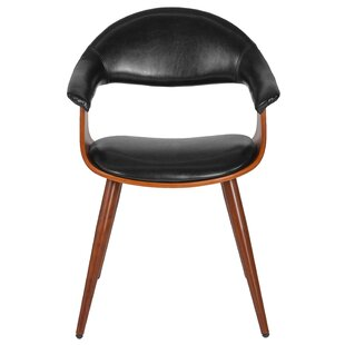 Braithwaite Leather Guest Chair by George Oliver