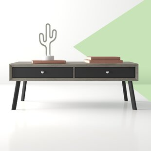 Cecillia Coffee Table with Storage
