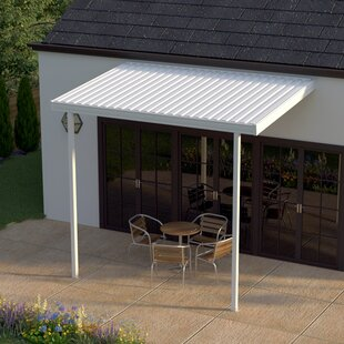 Heritage Patios 12ft. W x 8ft. D Patio Awning