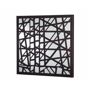 Marco Lighting Components Inc. Basket Weave Wall Mirror