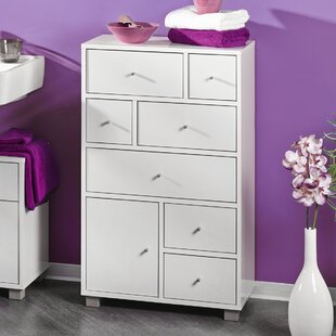 Review Magdaleno 7 Drawer Combi Chest
