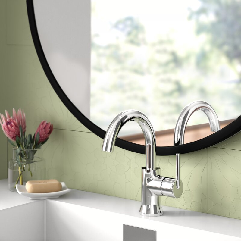 Trinsic Single Hole Bathroom Faucet With Drain Assembly And Diamond Seal Technology Reviews Allmodern