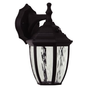 Thaddeus LED Outdoor Wall Lantern