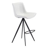 Kinslow 29.1 Bar Stool (Set of 2) by Orren Ellis