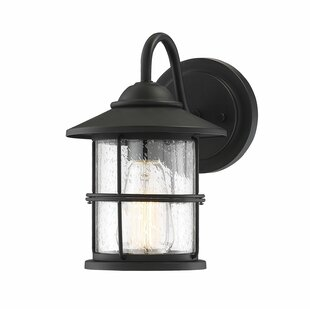 Aura Outdoor Wall Lantern