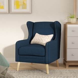 Bouffard Wingback Chair