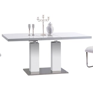 At Home USA Delfina Expandable Dining Table