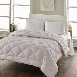 High-loft All Season Goose Down Alternative Comforter