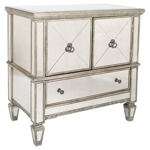 Apolline 3 Drawer Accent Cabinet by Willa Arlo Interiors
