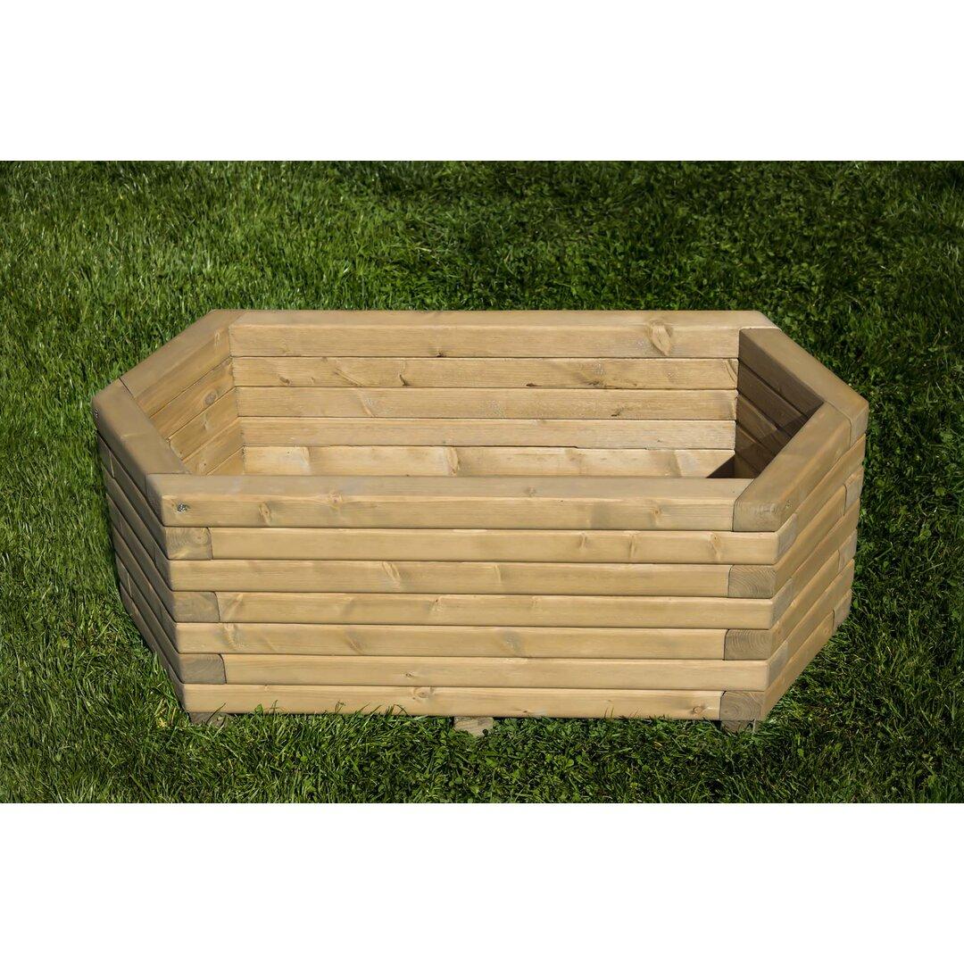 Budde Wooden Planter Box