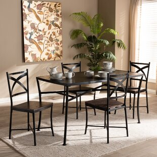 Nailwell 5 Piece Dining Set