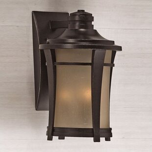 Pinehurst 3-Light Outdoor Wall Lantern