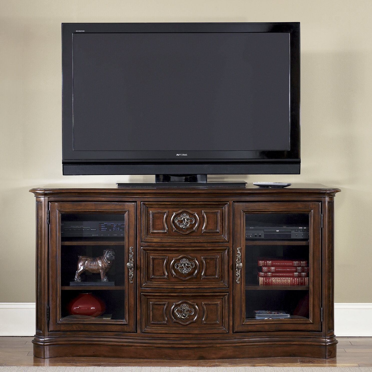 Astoria Grand Annalise Entertainment Center For Tvs Up To 70 Reviews Wayfair