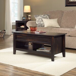 Signal Mountain Coffee Table with Lift Top b..