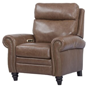Agosto Power Recliner by Canora Grey