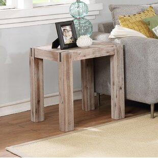 Henry End Table by Gracie Oaks Herry Up