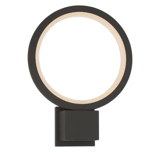 Affordable Stogner Modern LED Wall Mount Outdoor Sconce By Orren Ellis