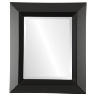 Ebern Designs Royalton Framed Rectangle Accent Mirror