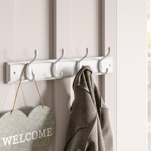 Lustig Wal Mounted Coat Rack By Brambly Cottage