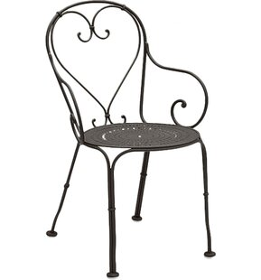 Parisienne Patio Dining Chair by Woodard Wonderful