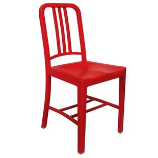 Romig Stackable Dining Chair Latitude Run