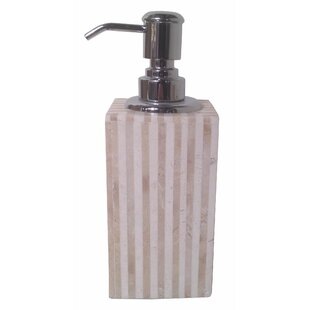 Oggetti Cabana Soap & Lotion Dispenser